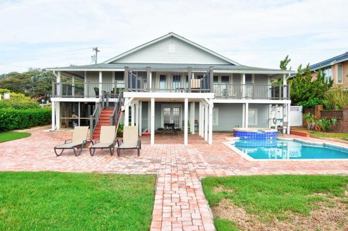 Miraculous Atlantic Oceans Charm Myrtle Beach Vacation House Rental Download Free Architecture Designs Terstmadebymaigaardcom