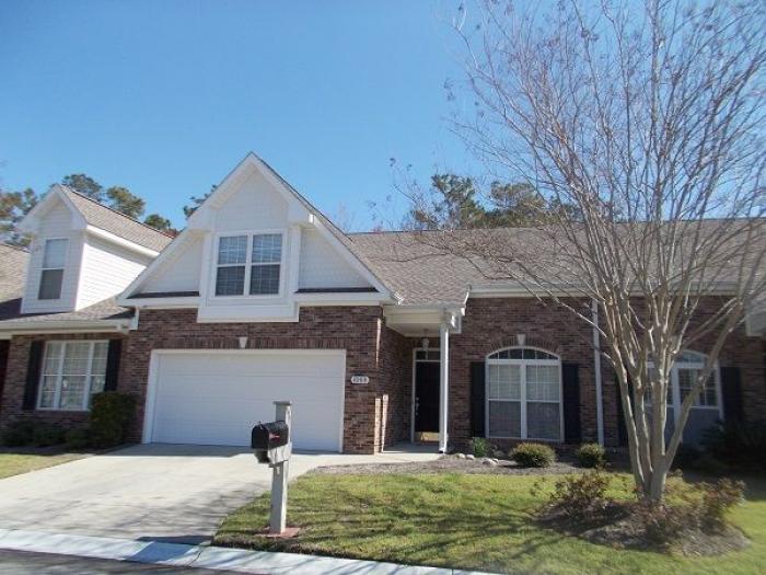 4960 Forsythia Ct | Myrtle Beach Townhouse Rental